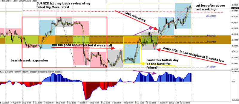 week37 EURNZD h1 trade outcome - 200 review 130914