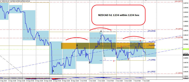 week41 NZDCAD h1 1234 within 1234  081014