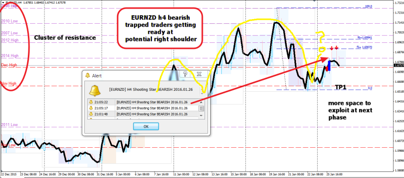 week4 EURNZD h4 trappedtrader 260116